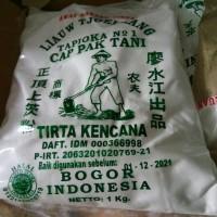 Liauw Tjoei Kang Tepung Tapioka Cap Pak Tani 1 Kg