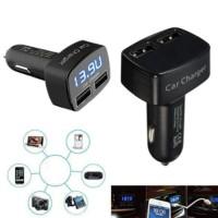 Colokan lighter Car Charger HP di Mobil Multi Saver 2 Port USB