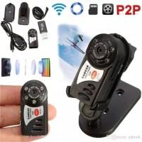 Mini Wireless Hd Wifi Ip Camera Q7 Surveilliance SPY Camera Video Cam