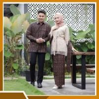 Baju Kebaya Couple Lengan Panjang / Baju Kebaya Couple Pasangan