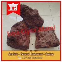 Grade A Batu Lava Rock - Scoria Aquascape Aquarium