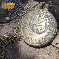 Ancient Rome compass jam kantungt kado wisuda kado unik