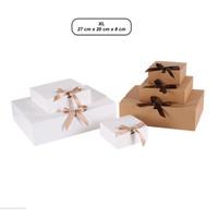 XL kotak kado pita Kotak baju Kotak sembako Kotak BINGKISAN HADIAH