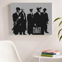 Peaky Blinders, ver.3 Poster Kayu (30x22)