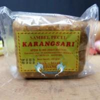 bumbu pecel / sambal pecel karang sari 200gr