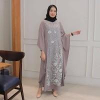 PROMO Baju Gamis Syar'i Wanita Muslimah Stera Maxi Terbaru 2019