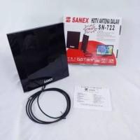 Sanex Antena TV Dalam / Indoor HDTV SN-722