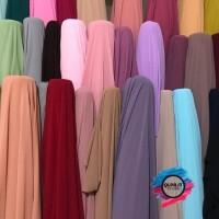 ceruti ceruty babydoll - bahan hijab kain lebar 150cm harga per 50cm