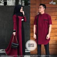 baju muslim wanita pakaian couple muslim