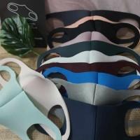 Masker serat bambu atau masker bisa dicuci
