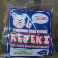 Gorengan Babi Merah Rejeki 100 gram