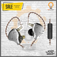 Knowledge Zenith KZ ZS10 Pro Original With Mic Alt ZST ZS3 ED12 ZS6