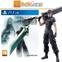 Final Fantasy VII Final Fantasy 7 FF7 Remake PS4 Standard Edition