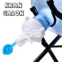 Kran / Keran Air Minum Galon Standing Air Mineral Aqua (Hanya Kran)
