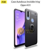 Case Oppo A31 Autofocus Invisible Iring Soft Case