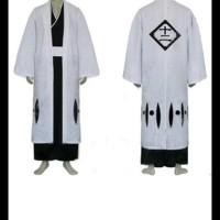 haori ( hakama yukata kimono baju tradisional / adat jepang) bleach