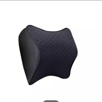 Bantal Mobil Premium Latex neck rest pillow Car headrest high elastic