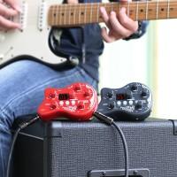 Ammoon PockRock Pedal Efek Gitar Elektrik PockRock Portable dengan
