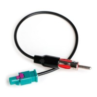 Kabel Adapter Converter Connector Antena ke Jack Standar Audio Mobil