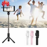 HUAWEI HONOR Selfie Stick Tripod Berdiri Monopod Bluetooth Remote