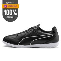 Sepatu Futsal Puma King Hero IT Black Original 10567301