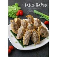 HOMEMADE BAKSO TAHU ORIGINAL / PEDAS (10 pcs)