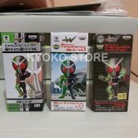 WCF Kamen Rider W Double Cyclone Joker Original Banpresto