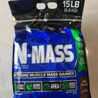 ANS performance N-Mass 15lbs Weight Gainer N Mass 6.8kg