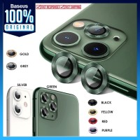 Ring Camera Tempered Glass iPhone 11 Pro / Max / 11 Baseus Alloy Lens