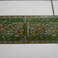 PCB Power Amplifier BTL Stereo 2000W 309