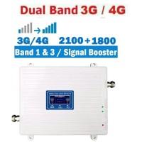 gsm repeater 3G 4G dual band repeater saja