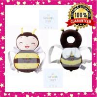 Bantal Pelindung Kepala Bayi Motiif Bee Coklat Best Seller!