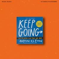 Keep Going - Austin Kleon (Bahasa Indonesia) Original