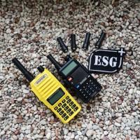 Antena ESG SRHS100 Half Finger High Gain HT HAM Radio Baofeng