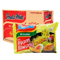 Indomie Kuah Ayam Bawang - 1 Dus isi 40 Pcs