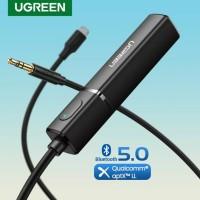 Ugreen Bluetooth Transmitter 4.2 AptX Stereo with Audio Plug Aux 3.5