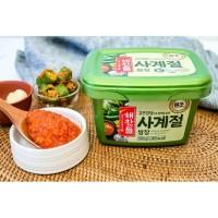 Daesang Sunchang Ssamjang Soybean Paste Saos Sambal Tauco Korea 100 ml