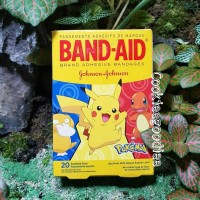 Pokemon Band Aid 20pcs