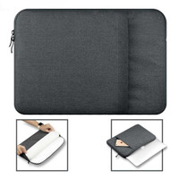 Premium R2 Tas Laptop 13 Inch / Softcase Macbook Asus HP Lenovo All - Hitam