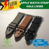APPLE WATCH STRAP IWATCH 1/2/3/4 Leather strap kulit Urban style 40 44