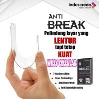 Anti Break Vivo Y55 / Y55S - Anti Gores TPU Jelly - Indoscreen