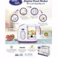 Jo Baby Shop Baby Safe Digital Food Processor LB02 Food Processor
