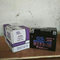 Aki Motor Honda Beat, Vario 110-125 GTZ5S GS Astra Original Aki Kering