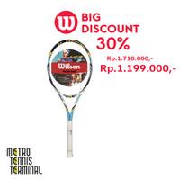 Wilson Juice Pro BLX ( Raket Tenis )