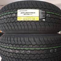 Ban Dunlop Grandtrek AT25 265/60/R18 New Pajero New Fortuner Baru