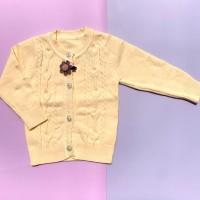 Baju Sweater Rajut Cardigan Atasan Anak Perempuan Import Real Pic Vol2 - SIZE 4