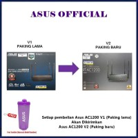 Asus RT-AC1200 Wireless Dual Band Gigabit Router AC1200