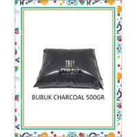 Activated Charcoal Powder / Serbuk Bubuk Arang Teeth Whitening 500gr
