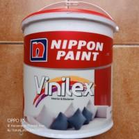 Cat Tembok Vinilex 5 kg - Nippon Paint Vinilex Kembang 5kg