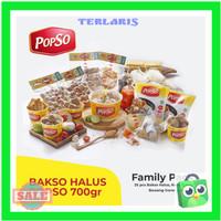 ADA Popso Family Pack Bakso Halus-700 Gram Limited